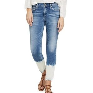 Citizens of Humanity Agnes Crop Slim Straight 27